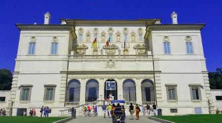 Galerie Borghese von außen